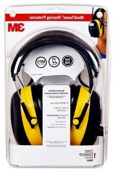Digital Worktunes Radio Earmuffs