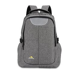 Laptop Backpack School Bookbag with USB Charging Port under