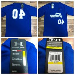 Lot of 20 NWT Under Armour Baseball Jersey Shirt Heat Gear B