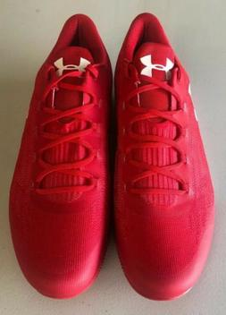Mens Under Armour Team Charged Controller Low Top Basketball