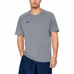 Under Armour Mens UA Tech 20 VNeck Tee, Adult Tee