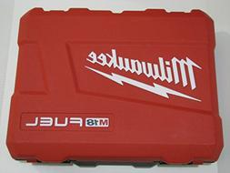 Milwaukee Tool Case Only -Fit for 2897-22, Drill 2704-20, 27