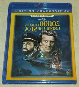 New 20,000 Leagues Under the Sea Blu-ray Disney Movie Club E