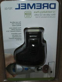 DREMEL 757-01 7.2V NICD BATTERY PACK NEW IN RETAIL PACKAGE
