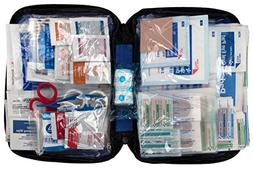 First Aid Only 299 Piece All-Purpose First Aid Kit, Soft Cas