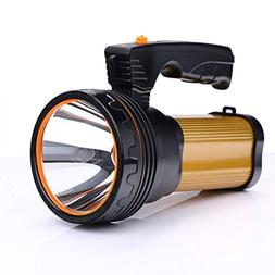 ROMER LED Rechargeable Handheld Searchlight High-power Super