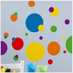 RoomMates RMK1248SCS Wall Decal, Multi