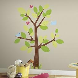 ROOMMATES RMK1554GM Kids Tree Peel & Stick Giant Wall Decal