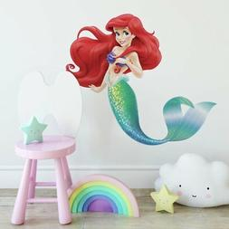 RoomMates RMK2360GM The Little Mermaid Peel and Stick Giant