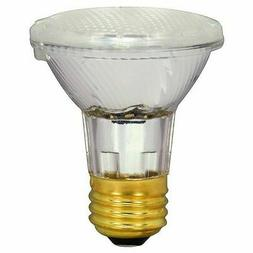 Satco S2232 39 Watt  530 Lumens PAR20 Halogen Narrow Flood 3