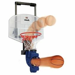 Franklin Sports Over The Door Mini Basketball Hoop With Rebo