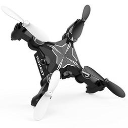 TENKER Skyracer Mini RC Helicopter Drone for kids Quadcopte