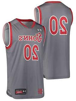 St. Johns Red Storm Under Armour NCAA Basketball Replica #20