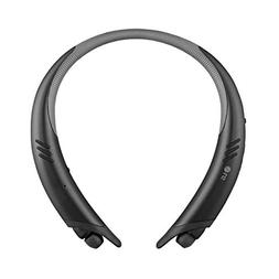 LG Tone Active+ HBS-A100 Stereo Bluetooth Headset - Black