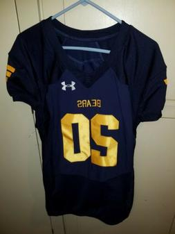 Under Armour California Golden Bears #20 NCAA Football Jerse