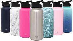 Simple Modern Vacuum Insulated Stainless Steel Water Bottle