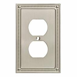 Franklin Brass W35059-SN-C Classic Beaded Single Duplex Wall