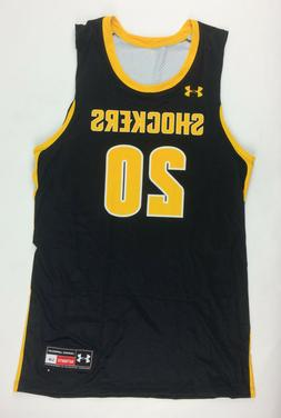 Under Armour Wichita State Shockers #20 Showtime Jersey Men'