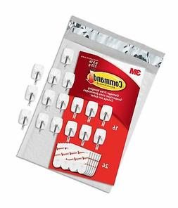 Command by 3M Multi-Function Hooks, White, Strong and Versat
