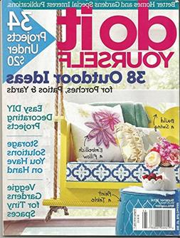 DO IT YOURSELF, SUMMER 2014, VOL. 21, ISSUE 2