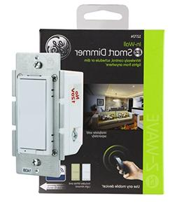 GE Z-Wave Wireless Smart Lighting Control Smart Dimmer, In-W